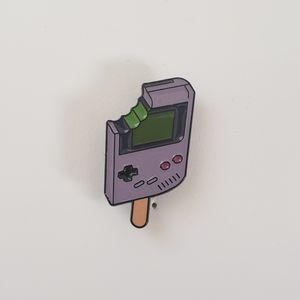 🐢2/$15 Game Boy Popsicle Pin